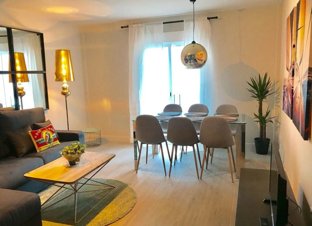Apartamentos que admiten mascotas en Torremolinos y donde puedes disfrutar del mar y la playa con tu perro este verano