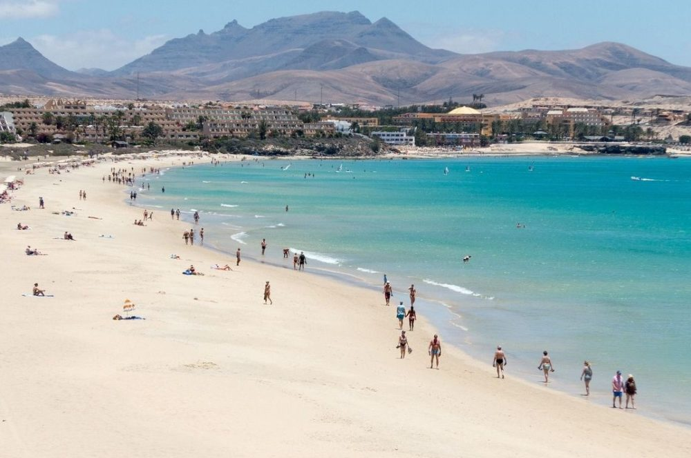 Hoteles que aceptan perros en Corralejo en la isla de Fuerteventura